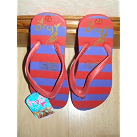 H2O JUST ADD WATER FLIP FLOPS SIZE 12 - New