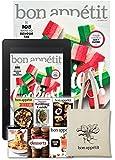 Bon Appetit All Access + Free Tote Bag and Six Digital Cookbooks