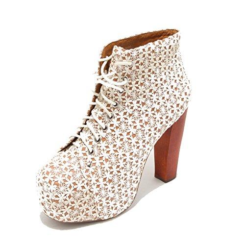 3269I tronchetti donna JEFFREY CAMPBELL lita crochet scarpe ankle boots women [40]