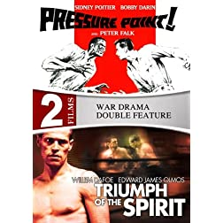 Pressure Point! / Triumph of the Spirit - 2 DVD Set (Amazon.com Exclusive)
