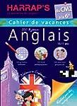 Harrap's Cahier de vacances anglais d...