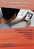 Fiche de lecture La Cousine Bette de Balzac (complète)...
