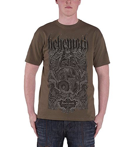 behemoth-t-shirt-homme-leviathan-marron-brown-xx-large