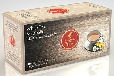 Julius Meinl Weißer Tee Mirabelle, Weißer Tee aromatisiert - 25Beutel von Julius Meinl auf Gewürze Shop