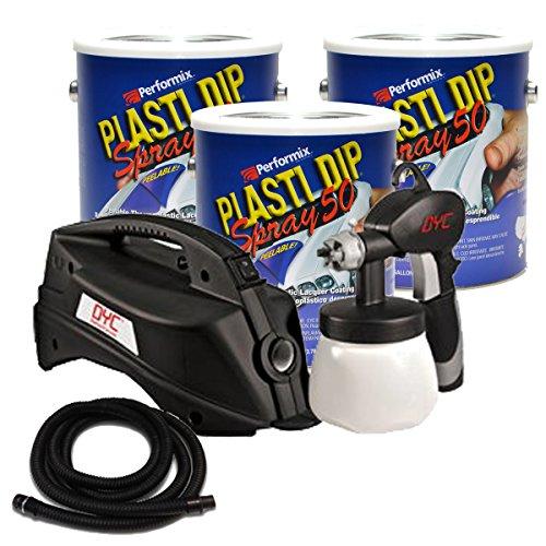 Car Spray Kit Matte: DYC DipSprayer System (Plasti Dip Spray Gun