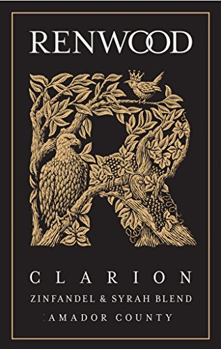 2011 Renwood Clarion Amador County Red Blend 750 Ml