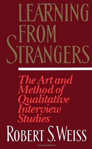 Learning From Strangers: The Art and Method of...