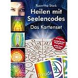 Heilen mit Seelencodes. Das Kartenset: Persönliche Heilbilder aus Symbolen, Zahlen, Wörtern und Farben erstellen...