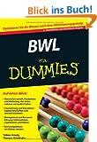 BWL f�r Dummies (Fur Dummies)