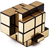 Freefisher Rubik's Cube Mirror 3x3 Argent/Or