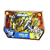 Batman: The Brave and The Bold Attack Sub with Batman Figure [Toy]