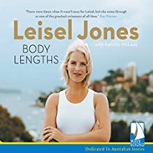 Body Lengths Audiobook by Felicity McLean, Liesel Jones Narrated by Liesel Jones