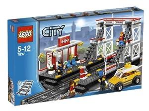 LEGO City Train Station 7937 from LEGO City