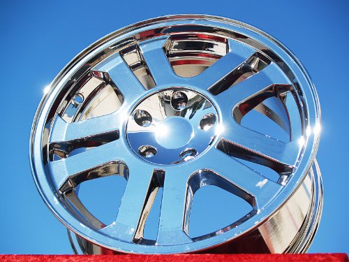 Ford Mustang: Set of 4 genuine factory 17inch