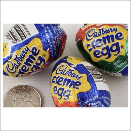 Cadbury Creme Eggs, box of 48
