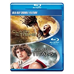 Clash of the Titans 2010 / 1981 [Blu-ray]