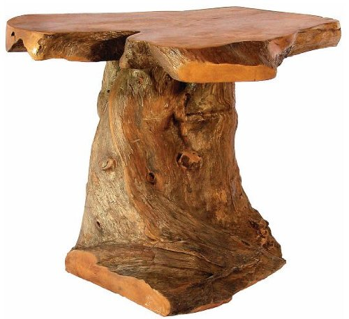 Cheap Groovystuff TF-0795 Bighorn Root End Table (TF-0795)