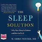 The Sleep Solution Hörbuch von W. Chris Winter Gesprochen von: W. Chris Winter