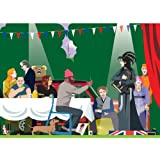 A Mad Tea-Party II by Clifford Richards (Ltd Ed Print)||EVAEX
