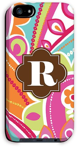 Great Price CaseStreet Pucci iPhone 5 Case (Letter R)