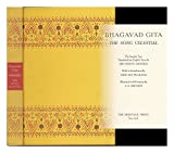 img - for Bhagavad Gita - The Song Celestial book / textbook / text book