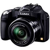 Panasonic Lumix FZ70 digital camera optical 60x Black DMC-FZ70-K + 8GB SDHC Card
