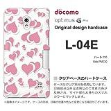 docomo Optimus G Pro L-04E ケース Optimus G Pro L-04E カバー ケース・ジャケット【ハート030/l04e-PM030】