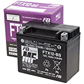 FURUKAWA [ 古河電池 ] シールド型 バイク用バッテリー FTX12-BS