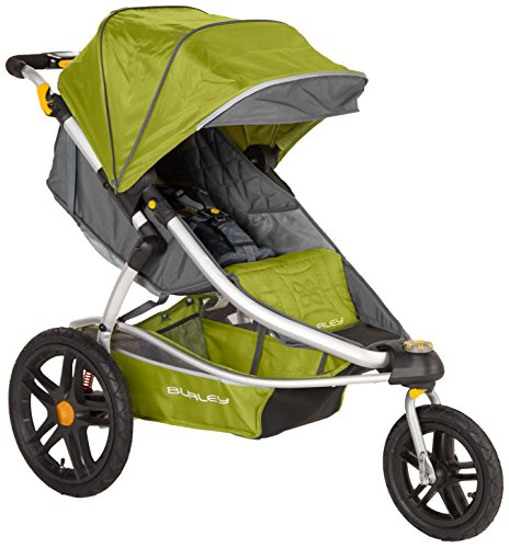 Review Burley Solstice Jogger, Green