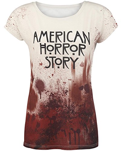 American Horror Story Blood Rain Maglia donna multicolore L