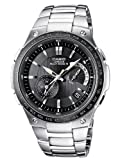 Casio Men's Watch WAVE CEPTOR Radio Controlled LIW-M1100DB-1AER