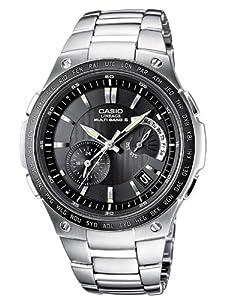 Casio Funkuhren Herren-Armbanduhr Funk-Solar-Kollektion Analog Quarz LIW-M1100DB-1AER
