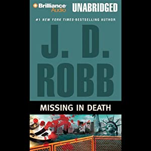 Missing in Death Audiobook