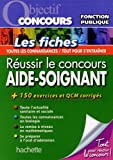 Objectif Concours Fiches Aide-Soignant...