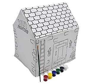Planet of Toys Paint Your Own Hut
