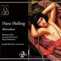 Hans Heiling: Prologue, Overture