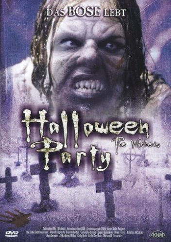 Halloween Party - The Wickeds, DVD
