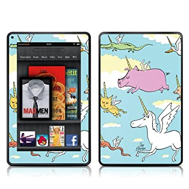 Kindle Fire Skin Kit/Decal - Fly (will not fit HD or HDX models)
