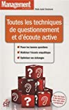 img - for Toutes les techniques de questionnement et d'ecoute active book / textbook / text book