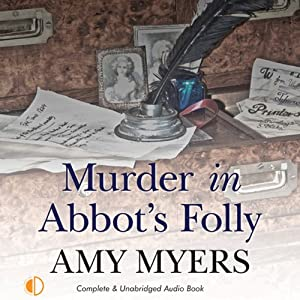 Murder in Abbot's Folly | [Amy Myers]