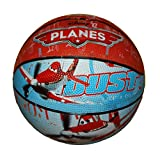 Franklin Sports Disney Planes Mini Rubber Basketball