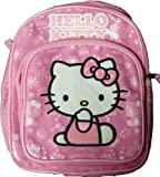 Pink Hello Kitty Girl's Backpack - Toddler size Hello Kitty Backpack