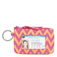 Vera Bradley Zip ID Case in Ziggy Zag…