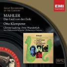 Great Recordings Of The Century - Mahler (Das Lied von der Erde)