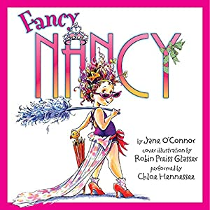 Fancy Nancy Audiobook