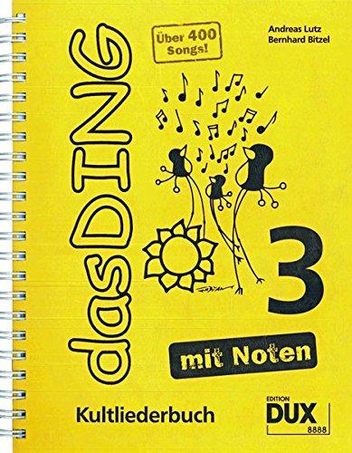 das-ding-3-mit-noten-kultliederbuch-mit-noten-und-akkordbezifferung