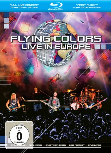 Flying Colors - Live In Europe [Edizione: Germania]