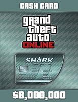 Grand Theft Auto Online: Megalodon Card [Code Jeu PC - Digital]