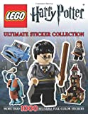LEGO Harry Potter Ultimate Sticker Collection (ULTIMATE STICKER COLLECTIONS)