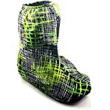 My Recovers Walking Boot Cover For Fracture Boot, Protective Cover In Hatchet, Sizes Extra Small To Extra Large...
